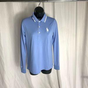 Ralph Lauren Polo Golf Long Sleeve Polo Shirt